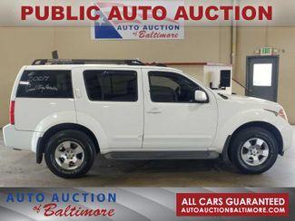 2007 Nissan Pathfinder SE | JOPPA, MD | Auto Auction of Baltimore  in Joppa MD