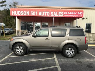 2007 Nissan Pathfinder SE   Myrtle Beach, South Carolina   Hudson Auto Sales in Myrtle Beach South Carolina