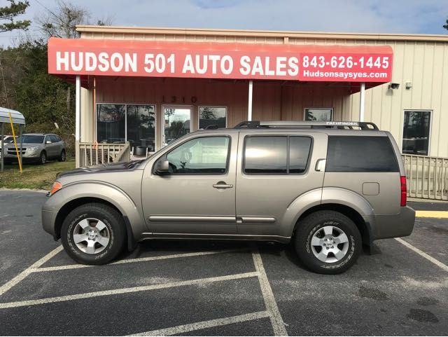 2007 Nissan Pathfinder in Myrtle Beach South Carolina