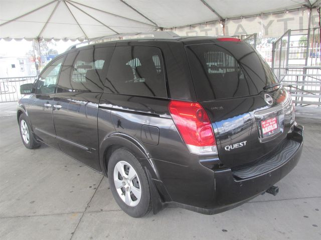 2007 Nissan Quest S Gardena, California 1