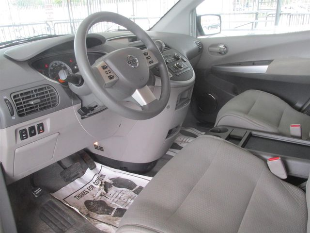 2007 Nissan Quest S Gardena, California 4
