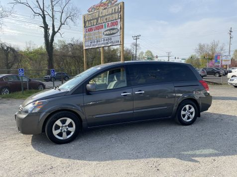 2007 Nissan Quest Base in Harwood, MD
