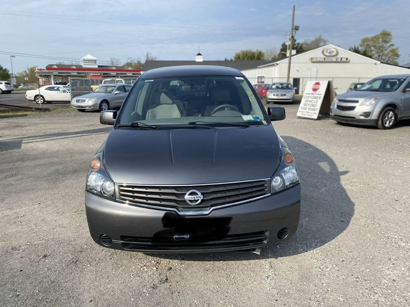 2007 Nissan Quest Base  city MD  South County Public Auto Auction  in Harwood, MD