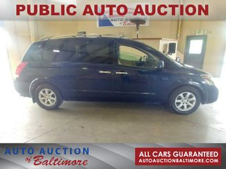 2007 Nissan Quest SL | JOPPA, MD | Auto Auction of Baltimore  in Joppa MD