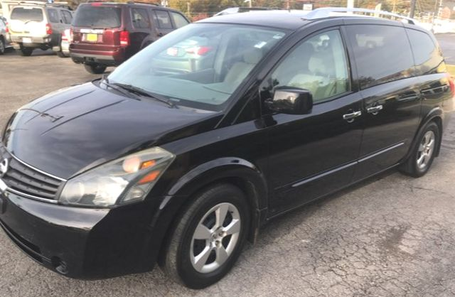 2007 Nissan Quest S Knoxville, Tennessee