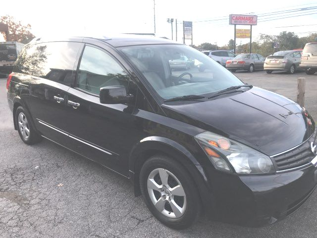 2007 Nissan Quest S Knoxville, Tennessee 2