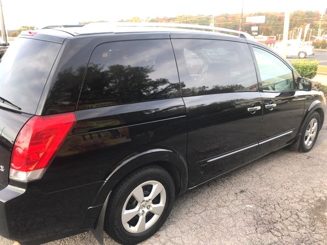 2007 Nissan Quest S Knoxville, Tennessee 5