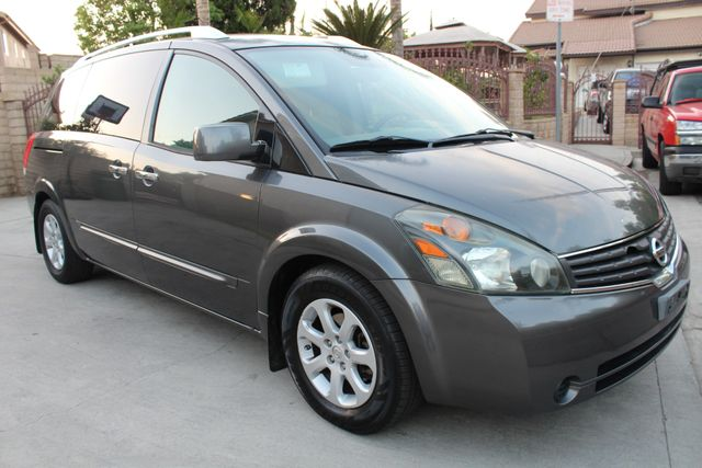 2007 Nissan QUEST SL 1-OWNER SERVICE RECORDS in Woodland Hills CA, 91367