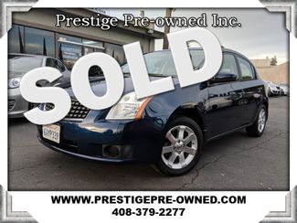 2007 Nissan SENTRA 2.0 S  in Campbell CA