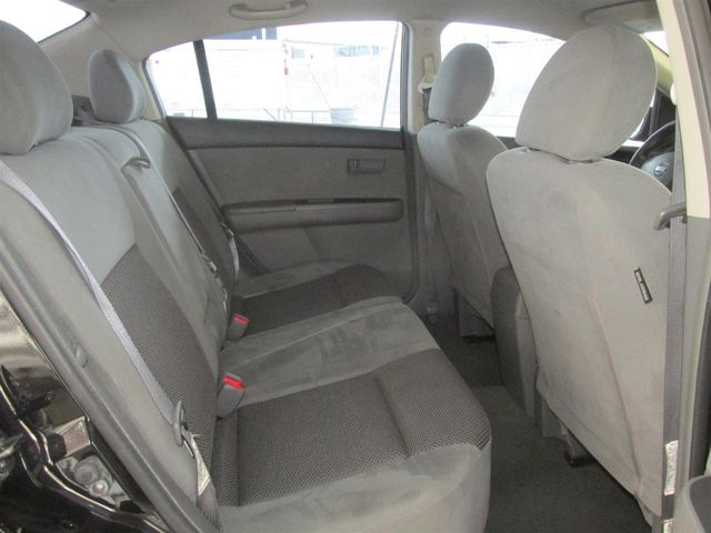 2007 Nissan Sentra 2.0 Gardena, California 12