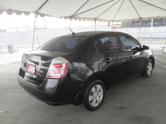 2007 Nissan Sentra 2.0 Gardena, California 2