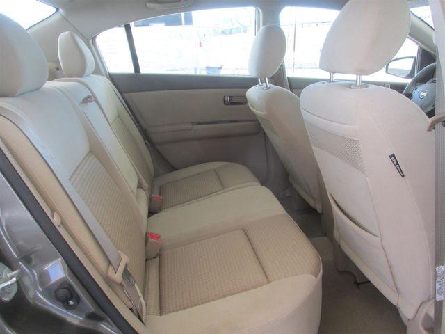 2007 Nissan Sentra 2.0 S Gardena, California 12