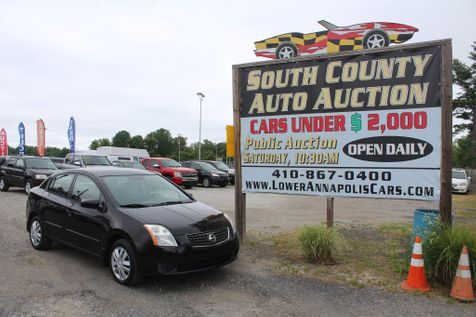 2007 Nissan Sentra 2.0 S in Harwood, MD