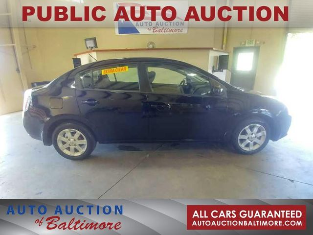2007 Nissan Sentra 2.0 SL | JOPPA, MD | Auto Auction of Baltimore  in Joppa MD