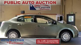 2007 Nissan Sentra 2.0 S | JOPPA, MD | Auto Auction of Baltimore  in Joppa MD
