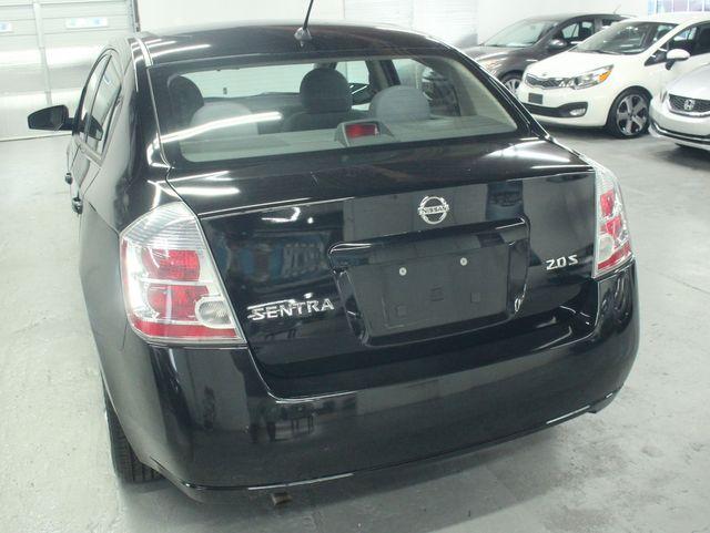 2007 Nissan Sentra 2.0 S Kensington, Maryland 10