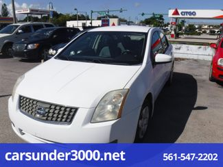 2007 Nissan Sentra 2.0 Lake Worth , Florida