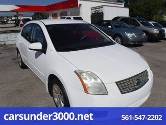 2007 Nissan Sentra 2.0 Lake Worth , Florida 3