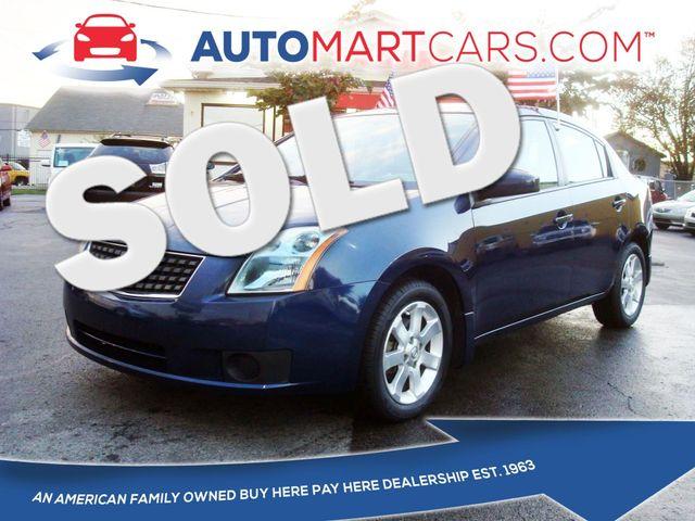 2007 Nissan Sentra 2.0 S | Nashville, Tennessee | Auto Mart Used Cars Inc. in Nashville Tennessee