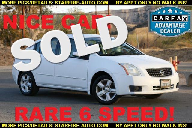 2007 Nissan Sentra 2.0 S Santa Clarita, CA