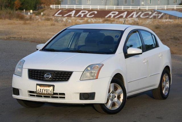 2007 Nissan Sentra 2.0 S Santa Clarita, CA 4