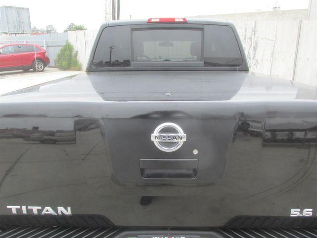 2007 Nissan Titan LE Gardena, California 11