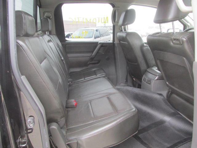 2007 Nissan Titan LE Gardena, California 12
