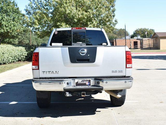 2007 Nissan Titan SE in McKinney, Texas 75070
