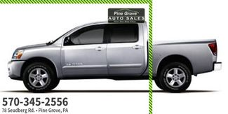 2007 Nissan Titan SE | Pine Grove, PA | Pine Grove Auto Sales in Pine Grove