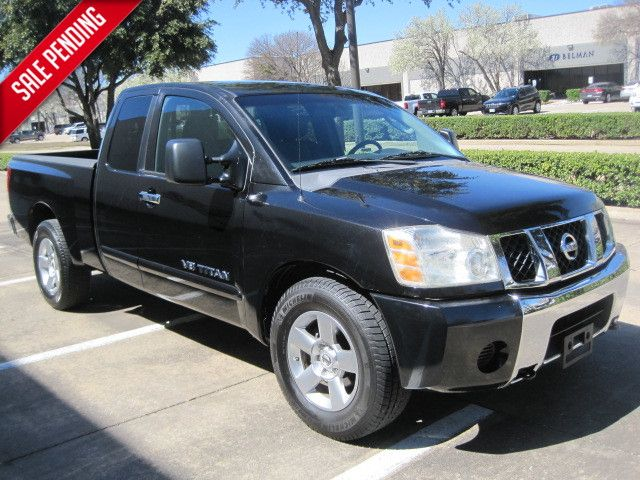 2007 Nissan Titan SE Club Cab, Clean Carfax, Low Miles in Plano, Texas 75074