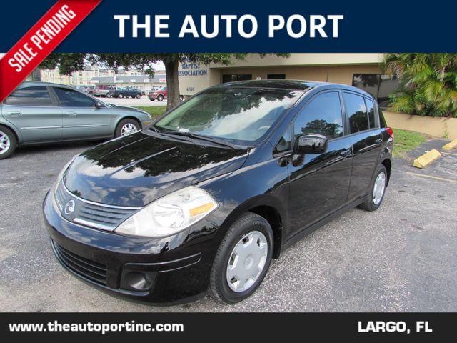 2007 Nissan Versa 1.8 S in Clearwater Florida, 33773