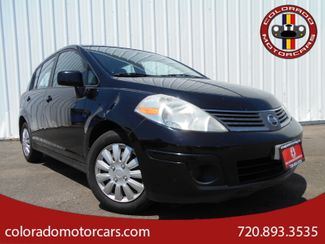 2007 Nissan Versa 1.8 S in Englewood, CO 80110