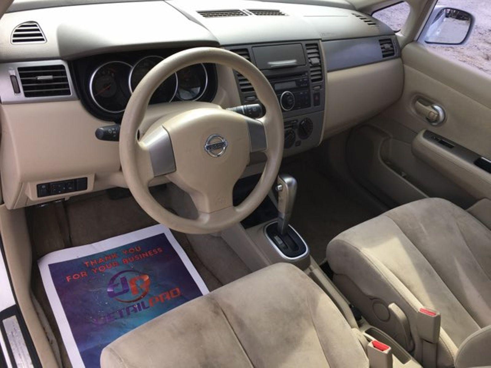 ... 2007 Nissan Versa 18 S City IN Downtown Motor Sales In Hebron, ...