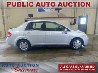 2007 Nissan Versa 1.8 S | JOPPA, MD | Auto Auction of Baltimore  in Joppa MD