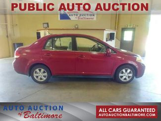 2007 Nissan Versa 1.8 SL   JOPPA, MD   Auto Auction of Baltimore  in Joppa MD