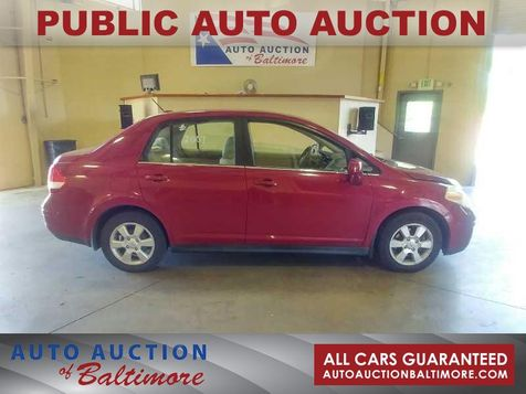 2007 Nissan Versa 1.8 SL | JOPPA, MD | Auto Auction of Baltimore  in JOPPA, MD
