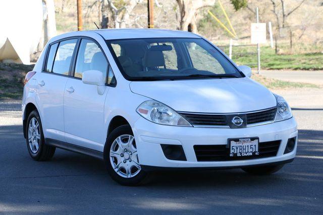 2007 Nissan Versa 1.8 S Santa Clarita, CA 3