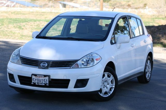 2007 Nissan Versa 1.8 S Santa Clarita, CA 4