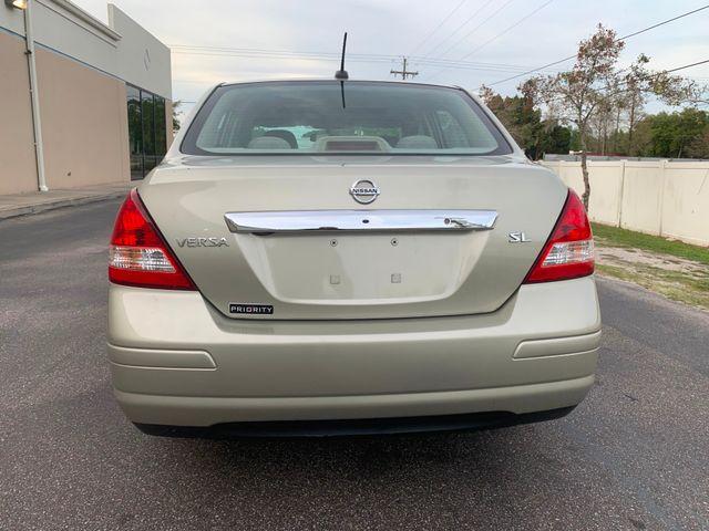 2007 Nissan Versa 1.8 SL Tampa, Florida 5