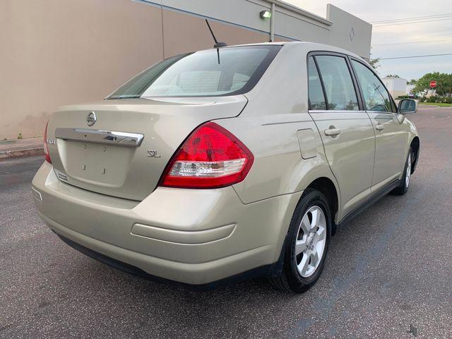 2007 Nissan Versa 1.8 SL Tampa, Florida 3