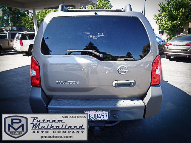 2007 Nissan Xterra S Chico, CA 5