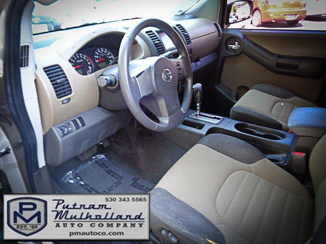 2007 Nissan Xterra S Chico, CA 8