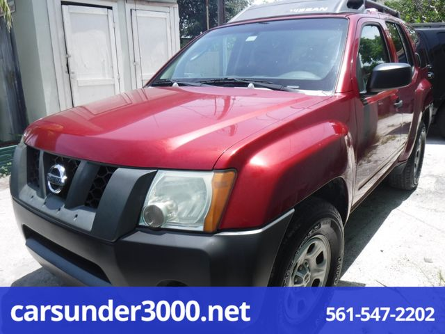 2007 Nissan Xterra X Lake Worth , Florida