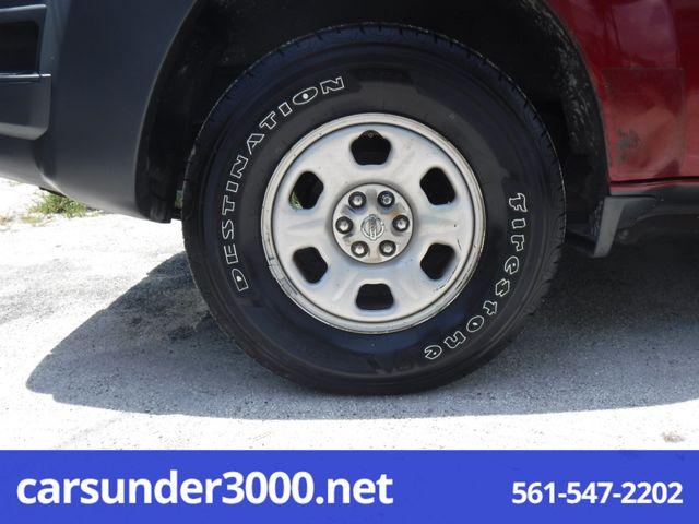 2007 Nissan Xterra X Lake Worth , Florida 9