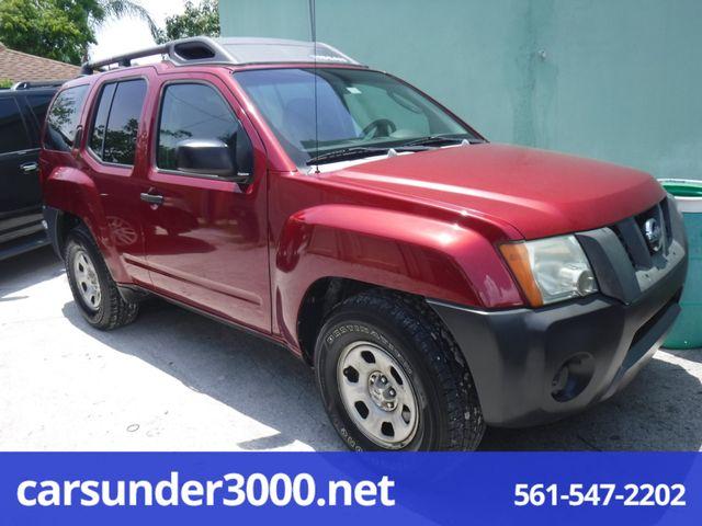 2007 Nissan Xterra X Lake Worth , Florida 2