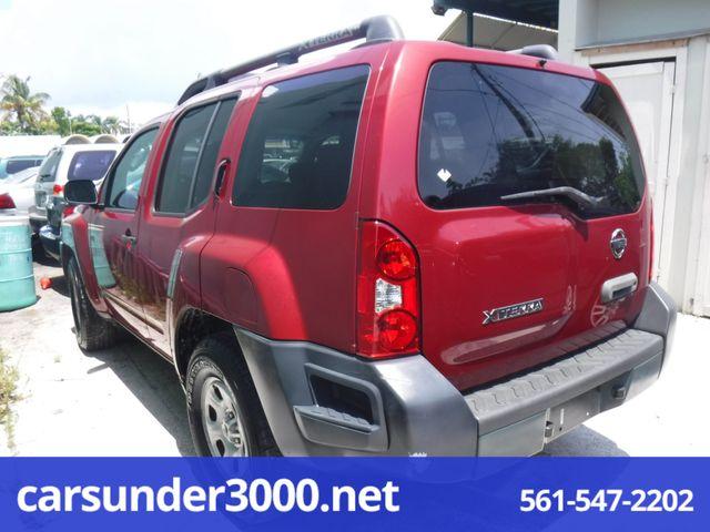 2007 Nissan Xterra X Lake Worth , Florida 3
