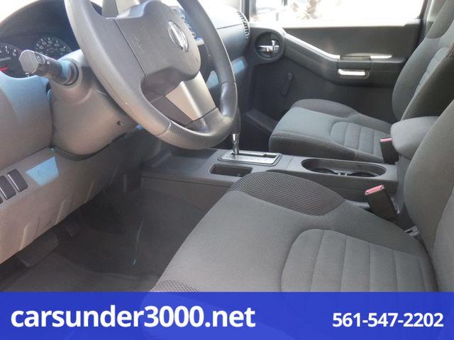 2007 Nissan Xterra X Lake Worth , Florida 4