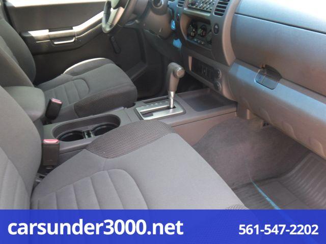 2007 Nissan Xterra X Lake Worth , Florida 6