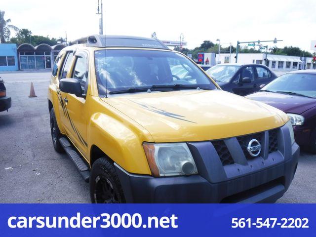2007 Nissan Xterra S Lake Worth , Florida
