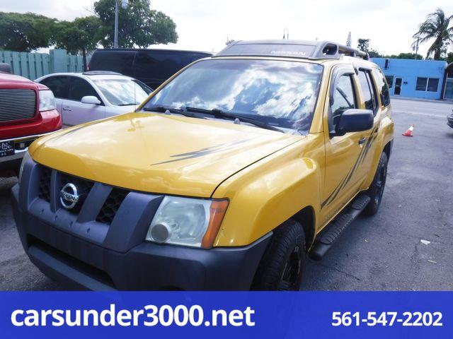 2007 Nissan Xterra S Lake Worth , Florida 1